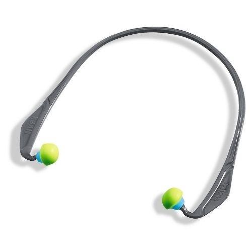 uvex Bügelgehörschutz x-cap mit Bügel, SNR 24 dB, für kurzfristigen Einsatz, 15 Stück