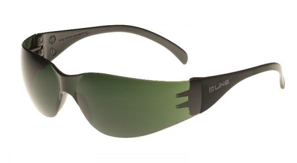 bolle Schutzbrille B-LINE - BL10WPC5 Bügelbrille, Schweißer PC Rahmen & Gläser Tönung 5