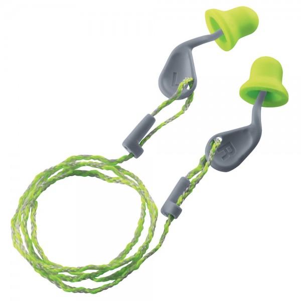 uvex Einweg-Gehörschutzstöpsel xact-fit mit wiederverwendbarem Pin, 26 dB, 50 Paar
