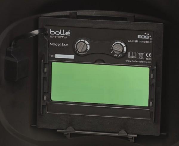 bollé VOLT - B6V Schweißfilter, variable Tönungen 4/9-13, EN379