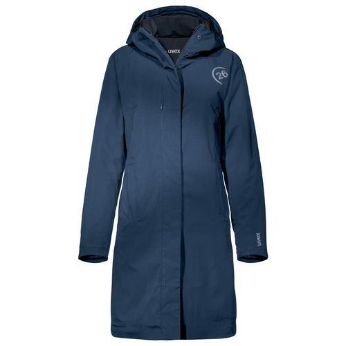 uvex Berufsbekleidung K26 Damen-Parka 7303 dunkelblau
