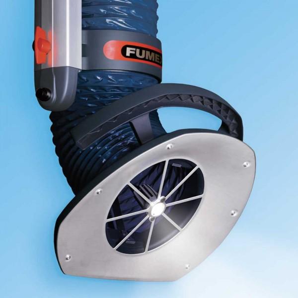 Fumex Arbeitslicht PR LED-11 Weiss, für Absaugarme PR 5000, 7000, 9000 und 11000