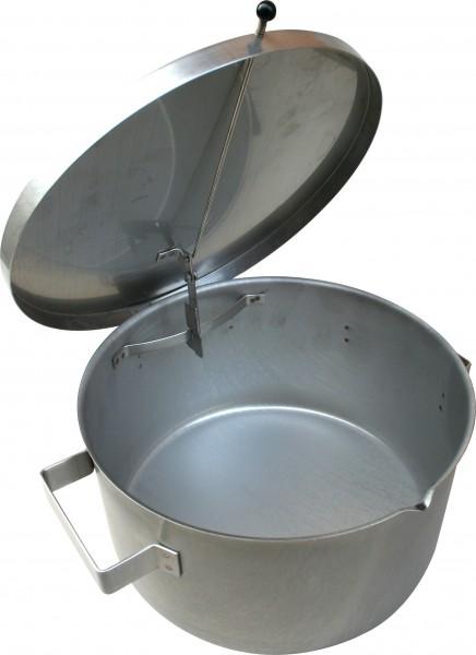 Rötzmeier Waschbehälter 4 Liter Typ WB4, Edelstahl