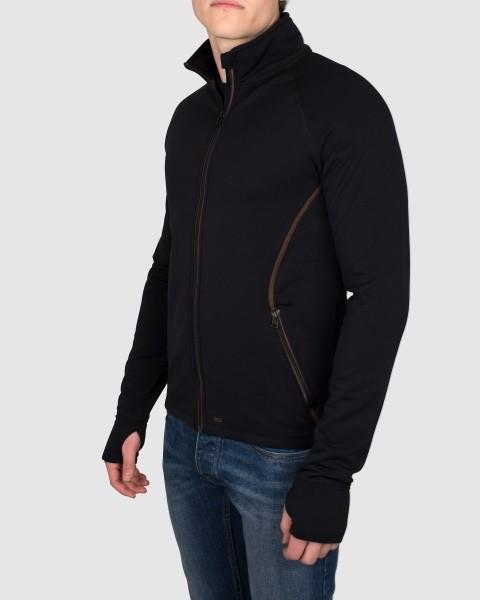 Dunderdon Berufsbekleidung Technical Line Stretch Sweatshirt S27 mit Reißverschluss