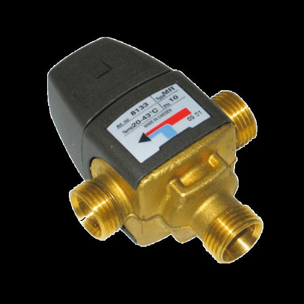 B-Safety Thermostatmischventil BR710940 für Hand-Augenduschen