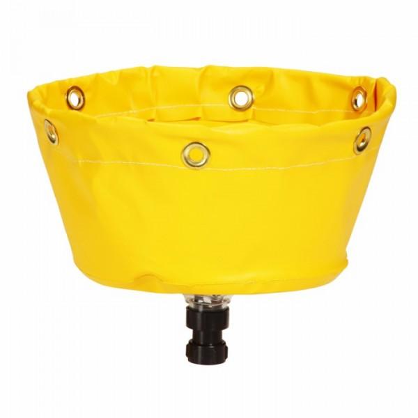 Flacher Leckage-Umleiter für Rohre TLS190