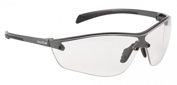 bolle Schutzbrille SILIUM+ - SILPPSI, klares PC, PC/TPR Rahmen, Panoramasicht