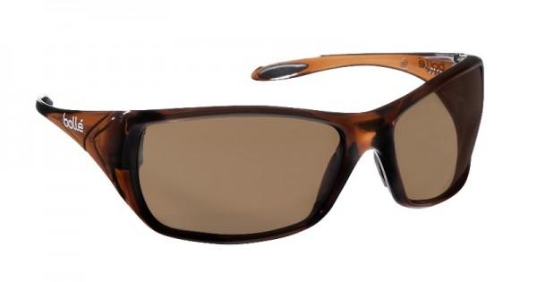 bolle Schutzbrillen VOODOO - VODBPSB, braun-farbenes PC und Rahmen, seitlicher Schutz