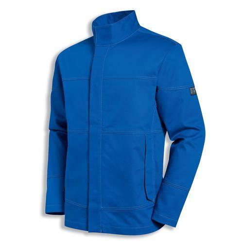 uvex Schutzbekleidung banox+ Herren-Jacke kornblau Modell 8883