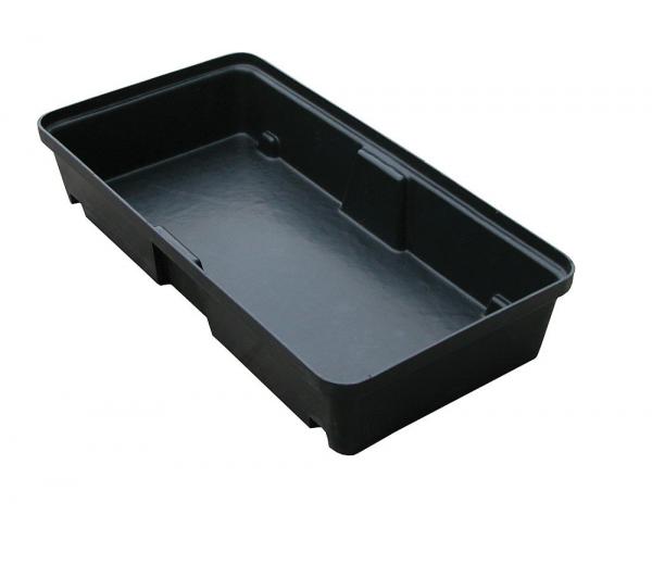 Essentials DIBt-PE-Auffangschale ohne Gitterrost, 20 Liter, PAKE270SWD