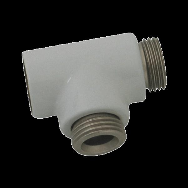 B-Safety Anschlussadapter (T-Stück) BR710340 für Hand-Augenduschen