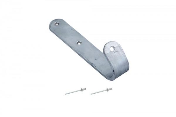 Krause MONTO Einhängehaken 1 Paar für Rundrohre 30mm