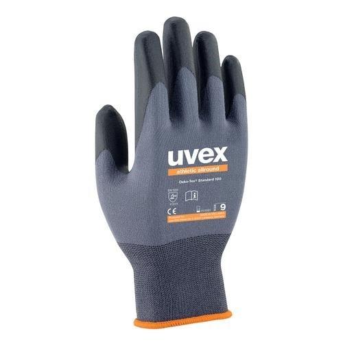 uvex Schutzhandschuhe athletic allround mit Strickbund, NBR-Beschichtung