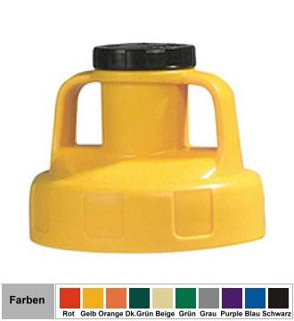 Oil Safe Allzweckdeckel mit 48 mm Ausgangsöffnung für Oil Safe Behälter