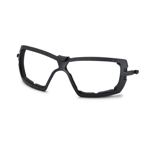 uvex Ersatzrahmen 9192001 pheos, schwarz