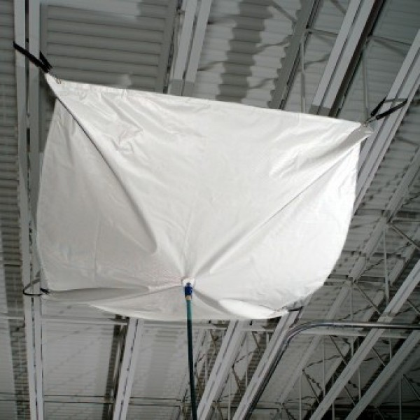 Leckagen-Umleiter 213 x 213 cm, TLS463, für Dächer