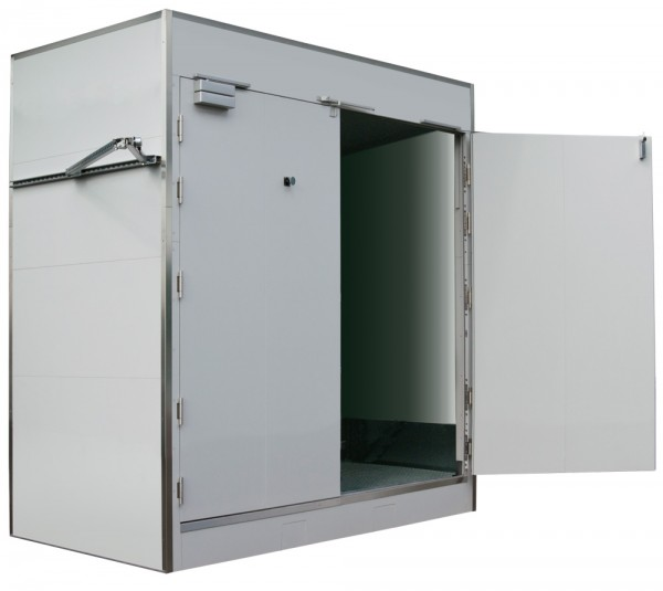 Priorit Priocont PCO-2-IBC, feuerbeständiger Container, F90, für 2 IBC