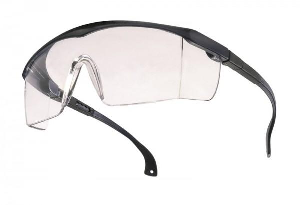 bolle Schutzbrille B-LINE - BL13CI Bügelbrille, klares PC, längenverstellbare, neigbare Bügel