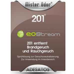 BDLC-201 gegen Brandgeruch, EOSrream, Geruchsneutralisator
