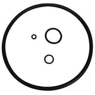Oil Safe Nitril O-Ring- Kit für Miniausgussdeckel