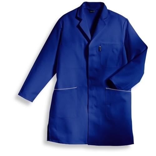 uvex Berufsbekleidung extra Herren-Mantel kornblau Modell 414