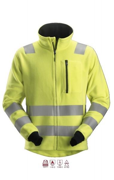 Snickers Workwear 2860 ProtecWork Fleece-Arbeitsjacke, Wärme- Hitzeschutz, antistatisch, Klasse 3