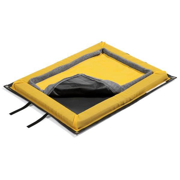 Auffangmatte 68,5 x 99 x 5 cm mit Filterfunktion für den Außenbereich, FLT901