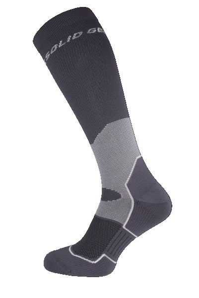 Solid Gear SG30001 Kompressions Socken anthrazit