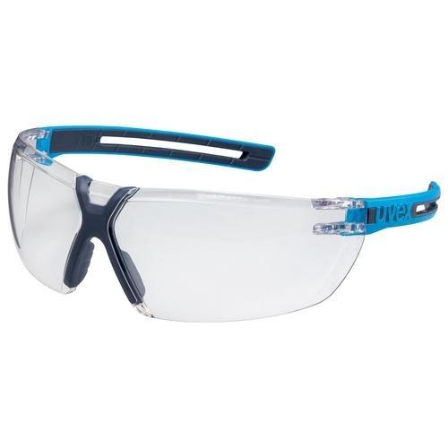 uvex Schutzbrille 9199247 x-fit pro, PC farblos, kratzfest, beschlagfrei ohne Slider
