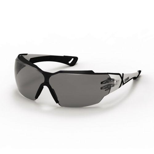 uvex Schutzbrille pheos cx2, 9198237, PC grau, Sonnenschutz