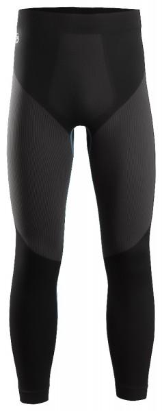 Snickers Workwear 9409 LiteWork Nahtlose 37.5 Leggings, schwarz/grau