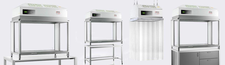 Reinraumtechnik für Labor und Fertigung