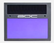 CleanAIR automatisch verdunkelnder Schweißfilter V9–13 DS ADC