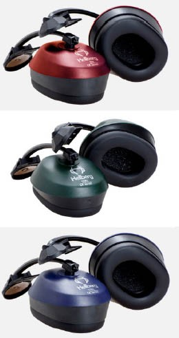 CleanAIR Kapselgehörschützer für Schutzhelm CA-40