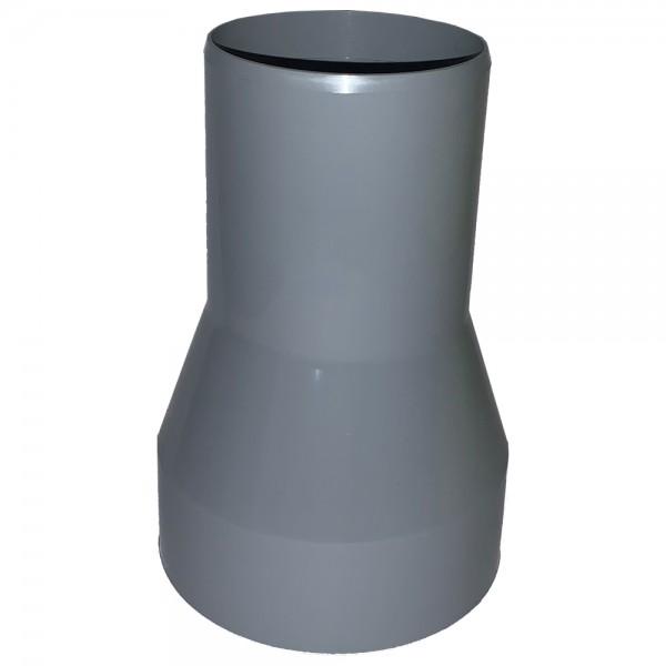 Reduzierung Kunststoff DN100/75 für Sicherheitsschrank