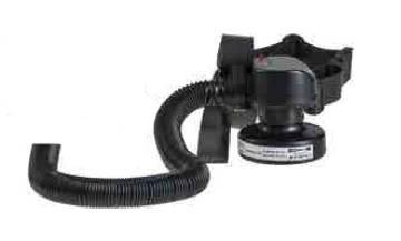 CleanAIR Asbest Atemschutzsystem einschließlich Zubehör, ohne Maske