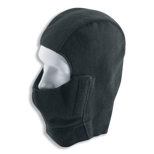 uvex Balaclava aus Fleece, schwarz, für alle uvex Helme