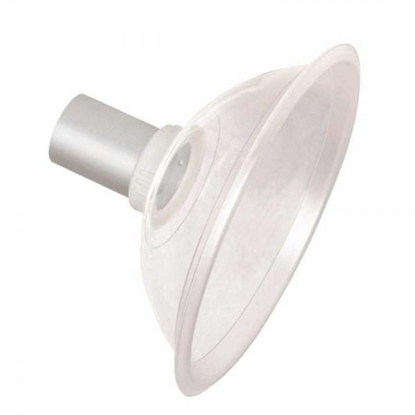 Fumex Kuppelhaube Ø 350 mm, MEK 350, PP, für Absaugarm ME