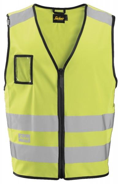 Snickers Workwear 9153 High-Vis Warnschutz-Arbeitsweste, EN 20471 Klasse 2