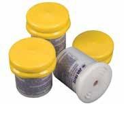 Justrite Ersatzfilter für Koaleszenz Kohlefilter, 3-er Pack