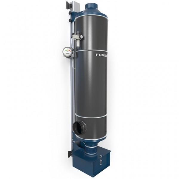 Fumex Modulfilter Typ CVP mit Abreinigung, externen Vorfilter und Filterpatrone Typ CFS 149