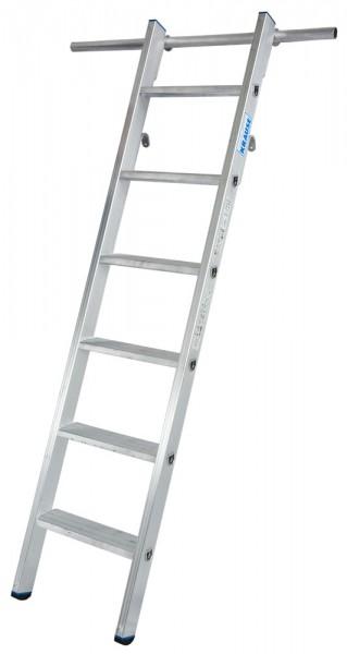 Krause STABILO Stufen-Regalleiter mit 4 Einhängehaken