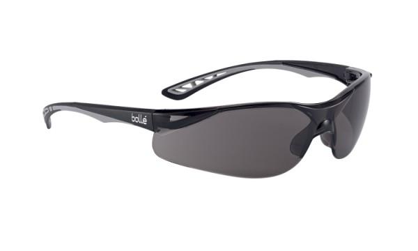 bolle Schutzbrille ILUKA - ILUPSF, Rauchglas, für schmale Gesichter