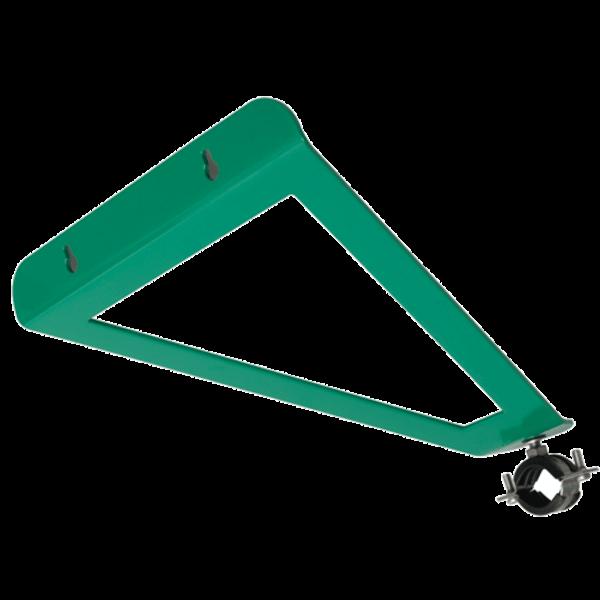 B-Safety Wandarmhalterung BR 082 110 für Körper-Notduschen