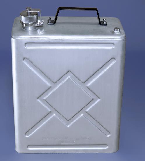 Original Salzkotten Sicherheits-Kanister Typ 300, 20 Liter mit Schraubkappe, UN-Zulassung