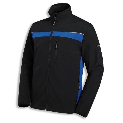 uvex Berufsbekleidung perfect Light Softshell-Jacke Modell 8923
