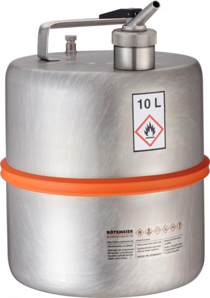 Rötzmeier Sicherheits-Standgefäß Typ 10D, 10L