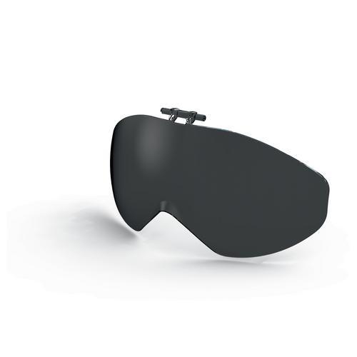 uvex Ersatzscheibe Flip-up 9302085 ultrasonic, PC grau Schutzstufe 5