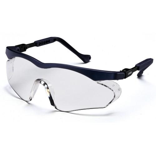 uvex Schutzbrille 9197065 skyper sx2, blau, PC farblos, kratzfest, chemikalienbeständig