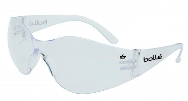 bolle Schutzbrille BANDIDO - BANCI, klares PC Rahmen und Linsen, verstärkter Nasensteg
